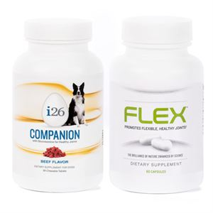 Picture of Companion Combo Dog Chewable & Flex
